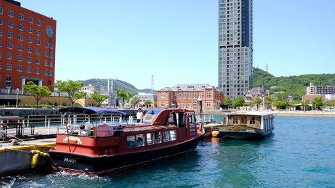 海峡と歴史ロマンに思いを馳せる。福岡「門司港」レトロ建築めぐり