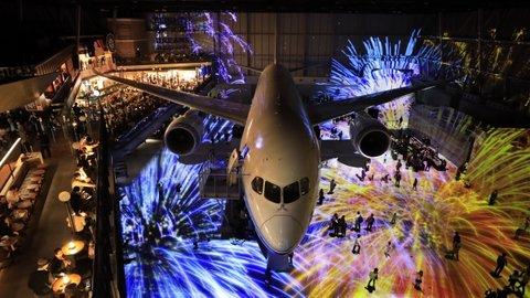 大人も子どもに戻る場所。ロマンあふれる「飛行機」テーマパーク