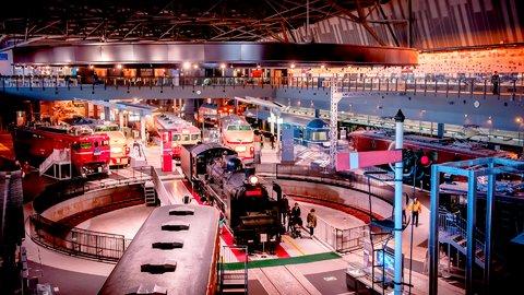 ワクワクを乗せて旅に出よう。日本全国にある「鉄道博物館」10選