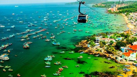 アジアの島々が上位に。2019夏、人気急上昇の観光エリアTOP10
