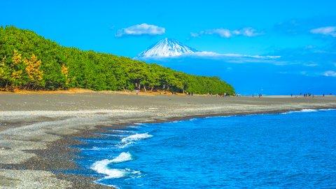 海と世界遺産の絶景。太平洋から富士山を望むドライブスポット6選
