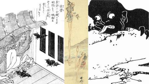 こんなところにミステリー。日本で出会えるかもしれない伝説の「妖怪」たち