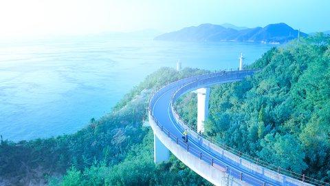島と海と自転車と。絶景をめぐる「しまなみ街道」サイクリング旅