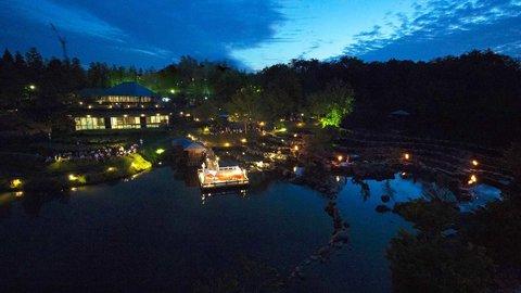 今年の満月はどこでみる? 秋の観月と音楽を楽しむ京都のお月見イベント