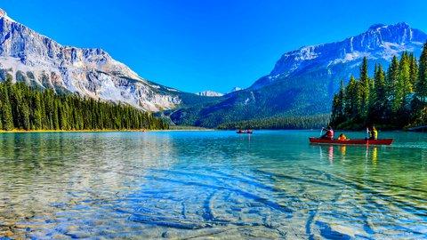 壮大な自然、世界上位の安全性。初心者こそ行きたい「カナダ旅」の基本