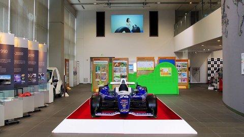 タイヤはなぜ黒い?日本唯一、ゴムと車の博物館「ブリヂストンTODAY」