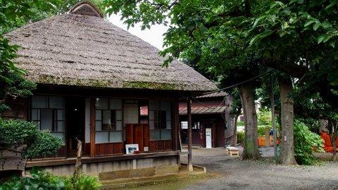 都内にある古き良き日本。200年前の古民家「大沢の里」でタイムトラベル