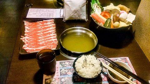 台湾のしゃぶしゃぶは鍋を独り占めして食べるのが普通って本当?