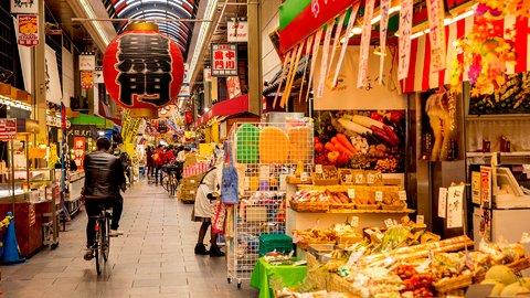 関東人は知らない?懐かしき「アーケード商店街」に隠された謎と歴史