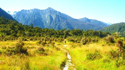 【漫画】トレッキングに温泉に。ニュージーランドの大自然を満喫