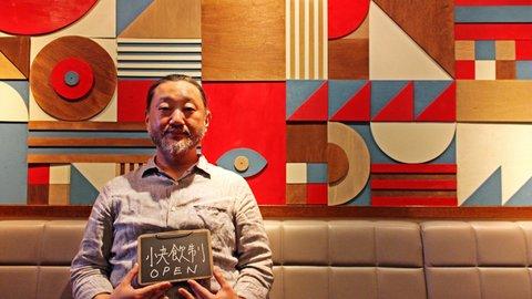 渋谷・銀座「ハイパースナック サザナミ」のオーナーに人生のアドバイスをもらった