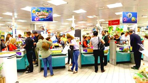 見てて飽きない。スイスの大型スーパーで発見した「珍・商品」