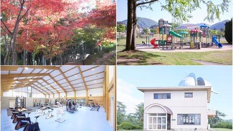 子連れで1日遊べる秋のお出かけスポット「京都府立丹波自然運動公園」
