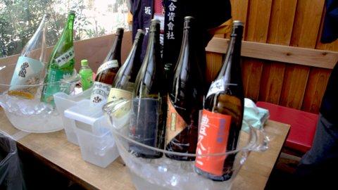 13メーカー100種類のお酒と料理が集結!「あだち酒まつり」に行ってきた
