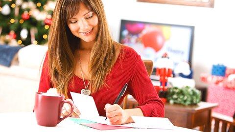 クリスマスカードに何て書く?仕事でも使える英会話フレーズvol.32