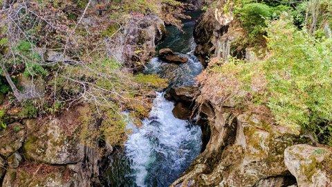 風情あふるる絶景の湯を求め…走って行ける宮城県「秋保温泉」
