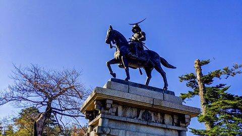 ワガママ宮城旅なら走ってめぐれ。絶景も楽しめる「仙台城跡」への道