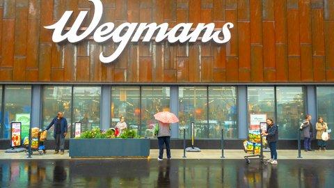 老舗スーパーにはマニアがいる。NYに「ウェグマンズ」がオープン