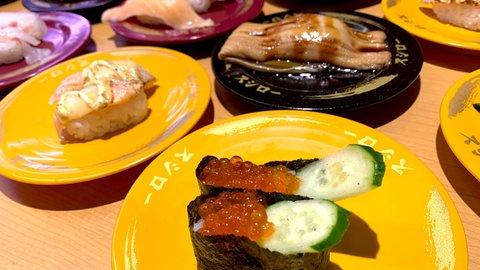 スシローで価値観が変わった…外国人が驚くニッポンの美味しい寿司