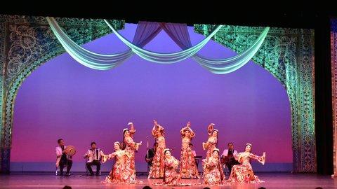 ウズベキスタンと東京五輪のホストタウン「舞鶴市」の感動の実話に迫る