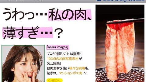 どう?いい肉あるよ。宮崎県小林市による肉専門フリー素材サイト爆誕
