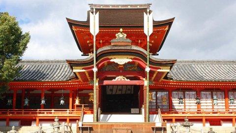 """令和最初のお正月は""""ジャンボ御神矢""""が出迎える石清水八幡宮へ!"""