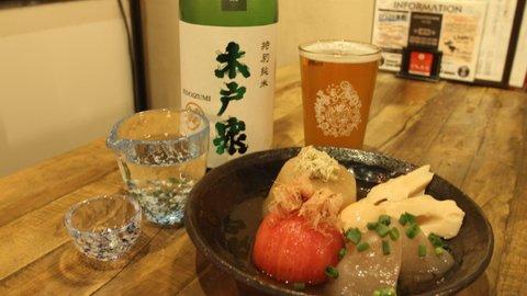 おでん×クラフトビールが珍しい!「KARAKURI」に行ってきた