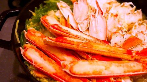 冬の味覚、どこで食べる?「カニ旅」で行きたい人気エリアTOP5