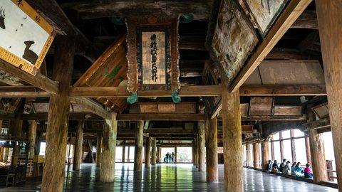 未完成の美しさ。豊臣秀吉を祀る、広島県・厳島「千畳閣」の魅力