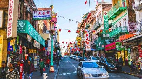 サンフランシスコの33%がアジア人?「食」で感じる街の多様性