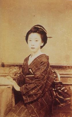 古写真見ると江戸時代の島津家の姫様が可愛かった : 歴史的
