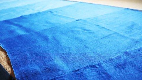 大正時代に無くなってしまった幻の藍「京の水藍(京保藍)」を訪ねて
