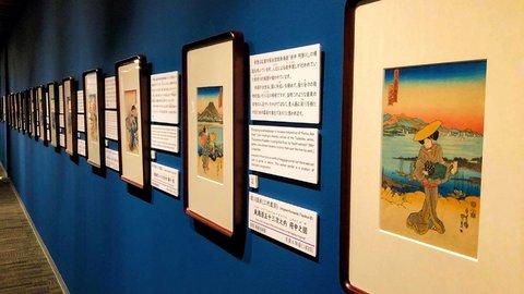 入館無料で歴史と文化を体感。神奈川「藤澤浮世絵館」でタイムトリップ