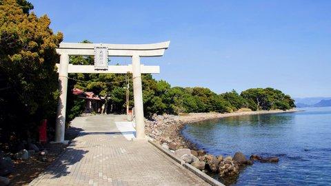 それは、誰も知らない。不思議なパワスポが集う静岡県「大瀬崎」へ