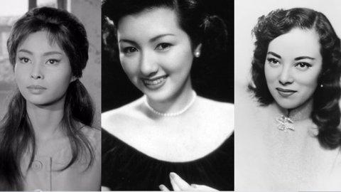 昭和美人に恋をする。白黒の世界を華やかに彩った美しき女優たち