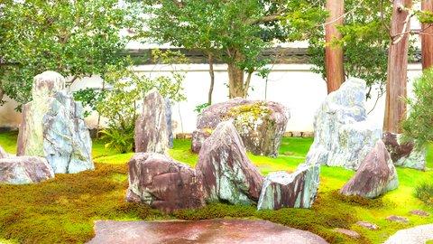 パワーみなぎるメイドインジャパン。重森三玲による庭園の魅力