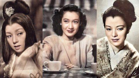 また、恋に落ちよう。日本を代表する美女たちが、色鮮やかに蘇る
