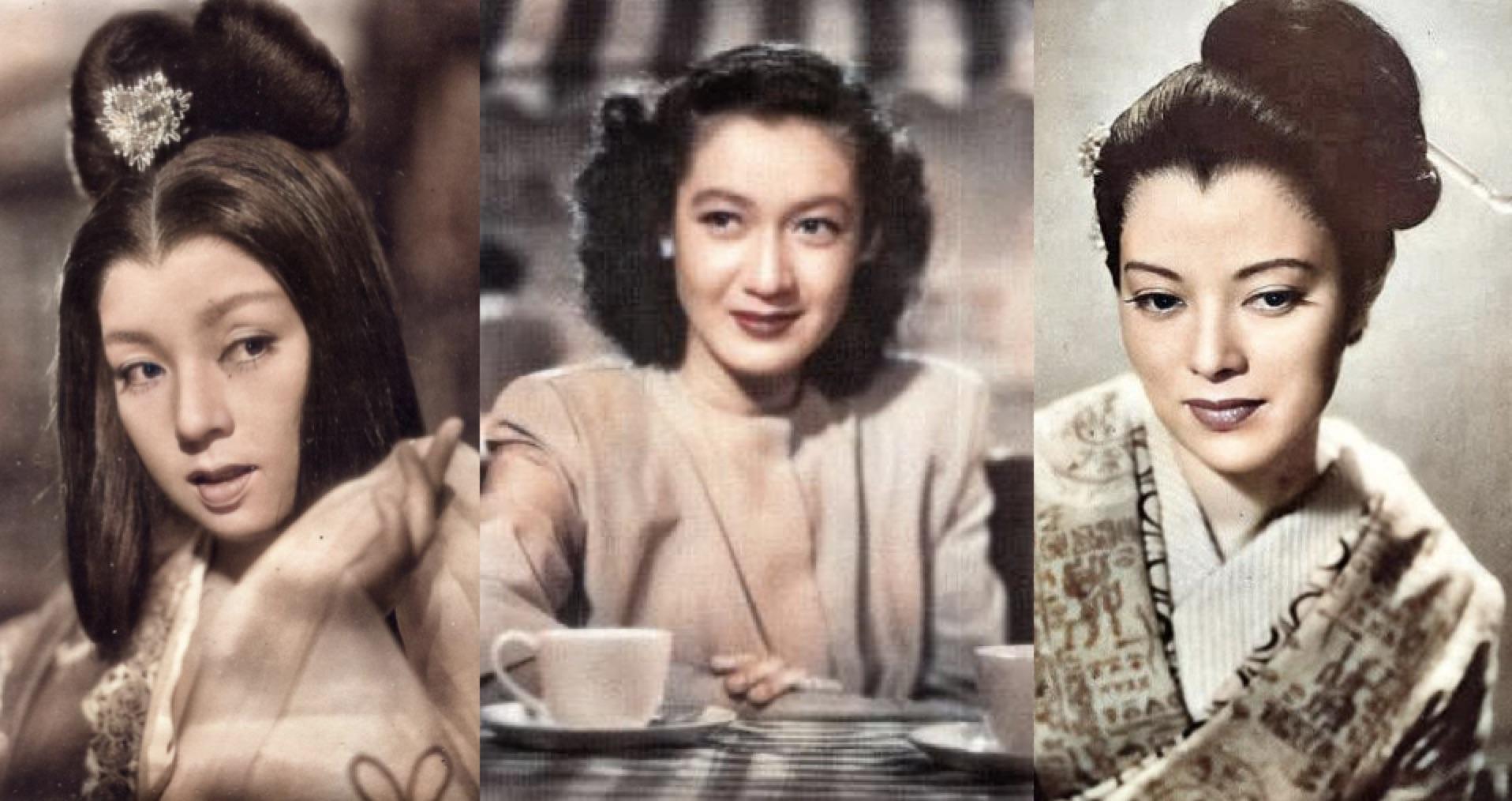 また、恋に落ちよう。日本を代表する美女たちが、色鮮やかに蘇る ...