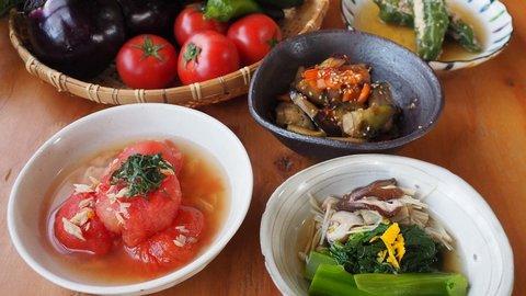 挑戦したい! 京都の野菜料理(万願寺唐辛子、京ラフラン)の簡単レシピ