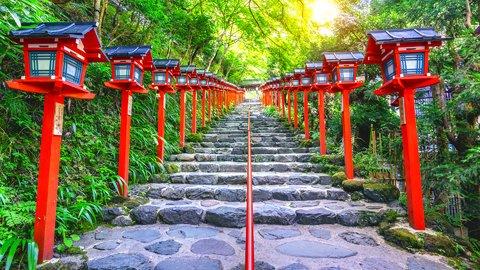雨をも操る水の神様。絵馬発祥のパワースポット、京都「貴船神社」