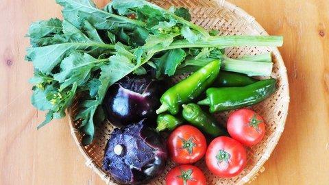 挑戦したい! 京都の野菜料理(加茂茄子、鳥羽唐柿)のおうちレシピ