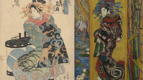 世界が憧れた歌川広重の浮世絵と「ファン・ゴッホ美術館」の名画たち