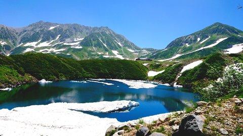 北アルプスの絶景を独り占め。日本一の高所にある「みくりが池温泉」