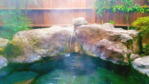 コロナ禍の気分をフレッシュ。福島県「旅館二階堂」のぬる湯温泉