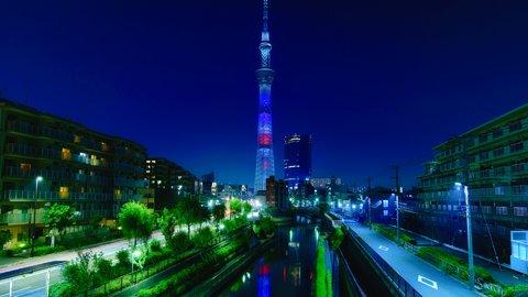 美女にゾクっと…夏夜を涼む東京怪談さんぽ「本所七不思議」