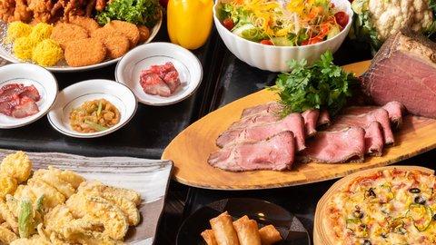 3,000円代〜で贅沢食べ放題。「横浜ベイシェラトン」の絶品ホテルブッフェ