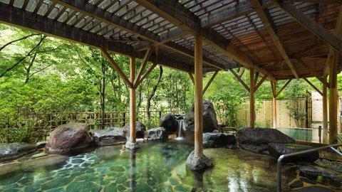 コロナ疲れを癒す温泉×リゾート。混浴もある栃木県「川治温泉」