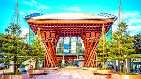 世界に誇る芸術作品。有名建築家が設計した日本全国「美しい駅」8選