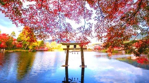 温泉だけじゃない。大分県の「絶景紅葉」スポット&最新グルメ