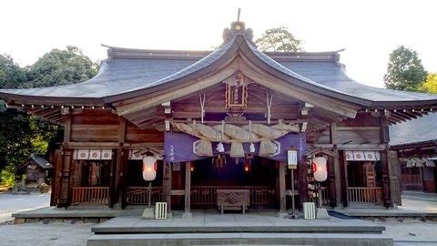 10月は神在月。神さまが集まる島根県出雲の神話にゆかりある「神社」6選